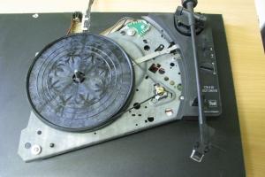 Gramofóny Dual