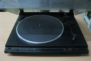 Gramofóny JVC