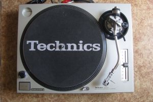 Gramofóny Technics