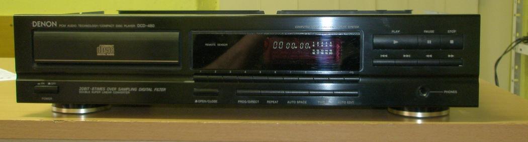 Denon DCD-480