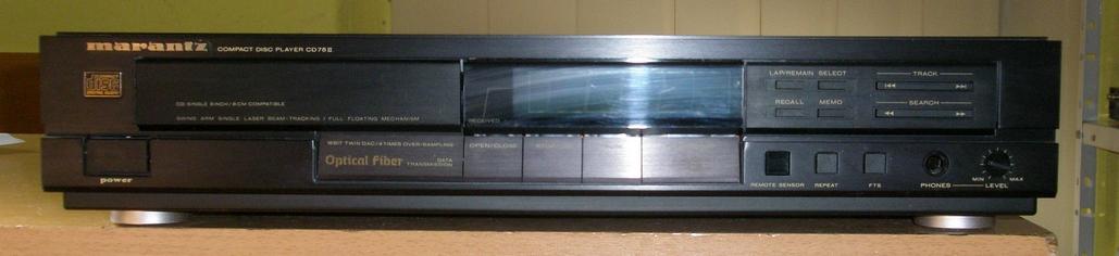 Marantz CD-75 II
