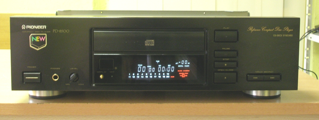 Pioneer PD-8500
