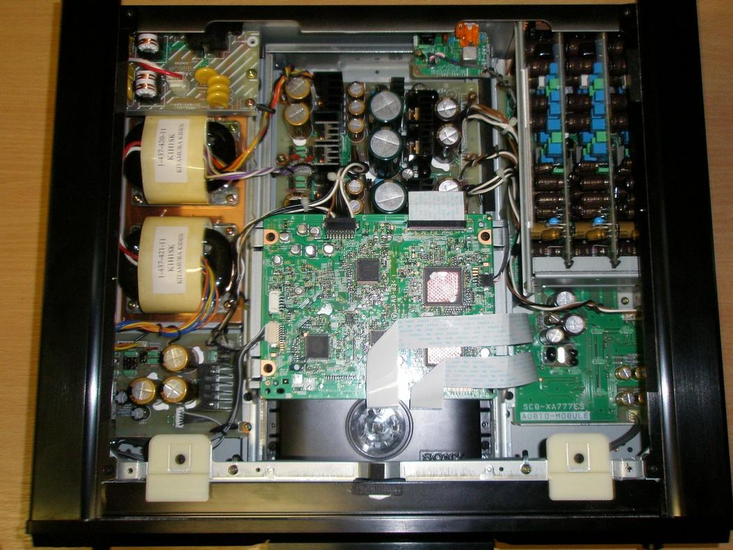 Sony XA-777ES
