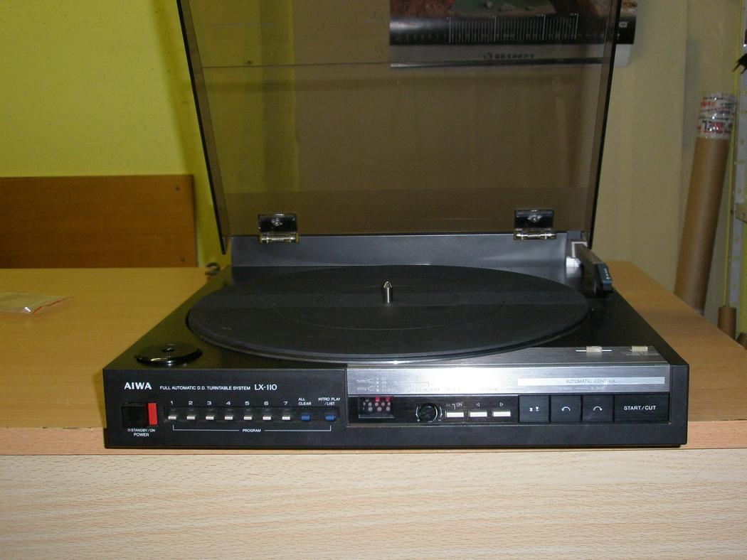 Aiwa LX-110
