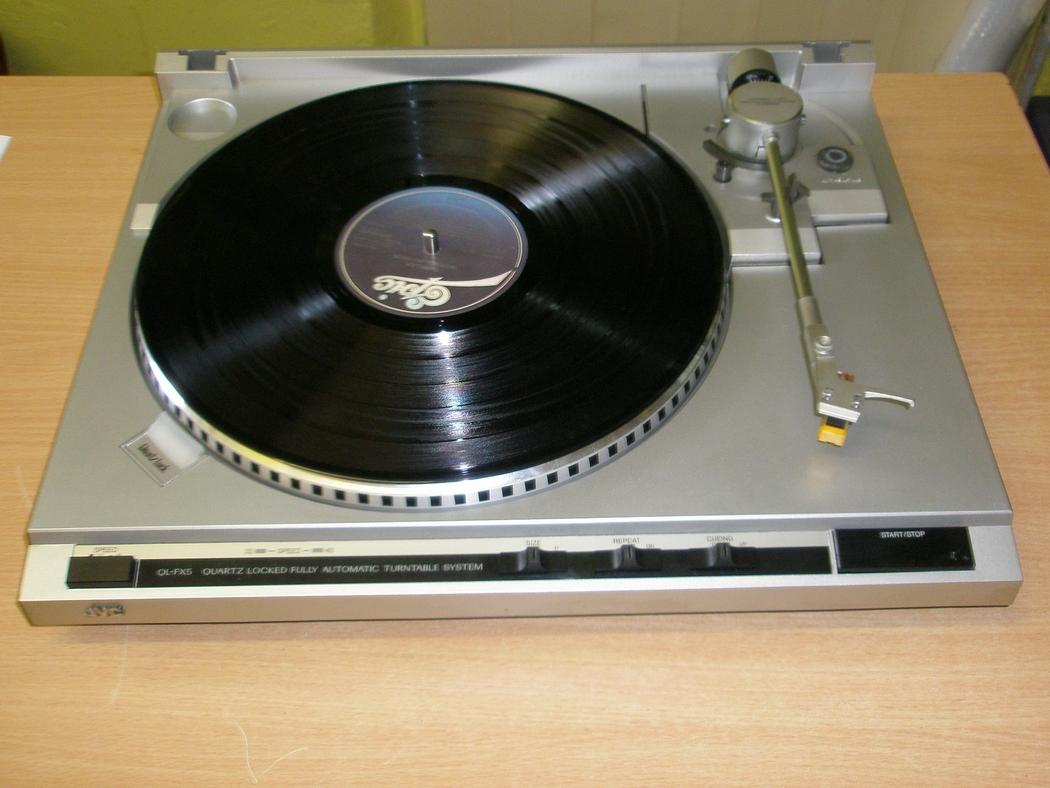 JVC QL-FX 5