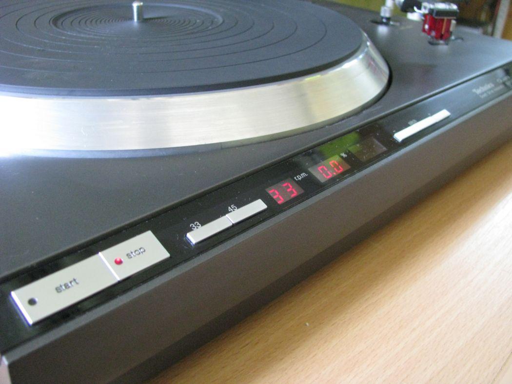 Gramofóny - Technics
