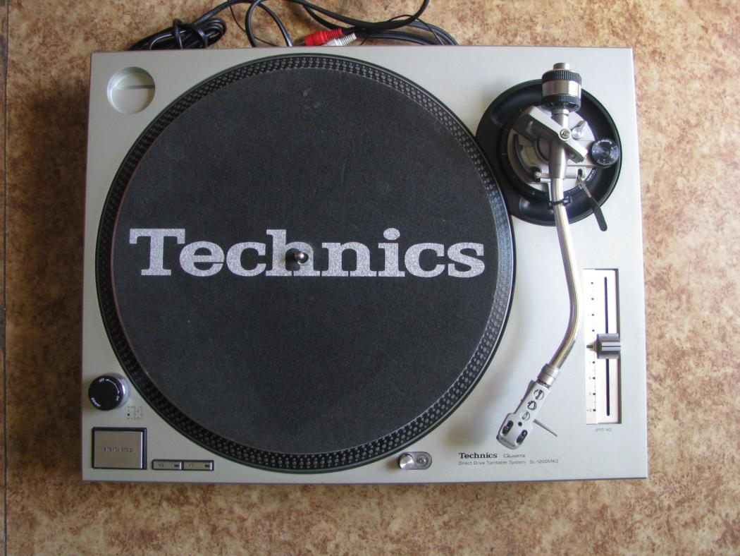 Technics SL 1200Mk II_1