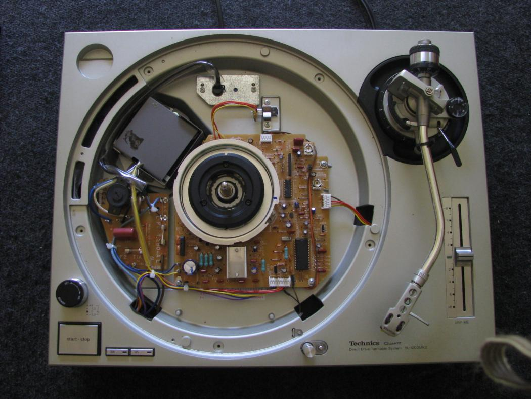Technics SL 1200Mk II_2