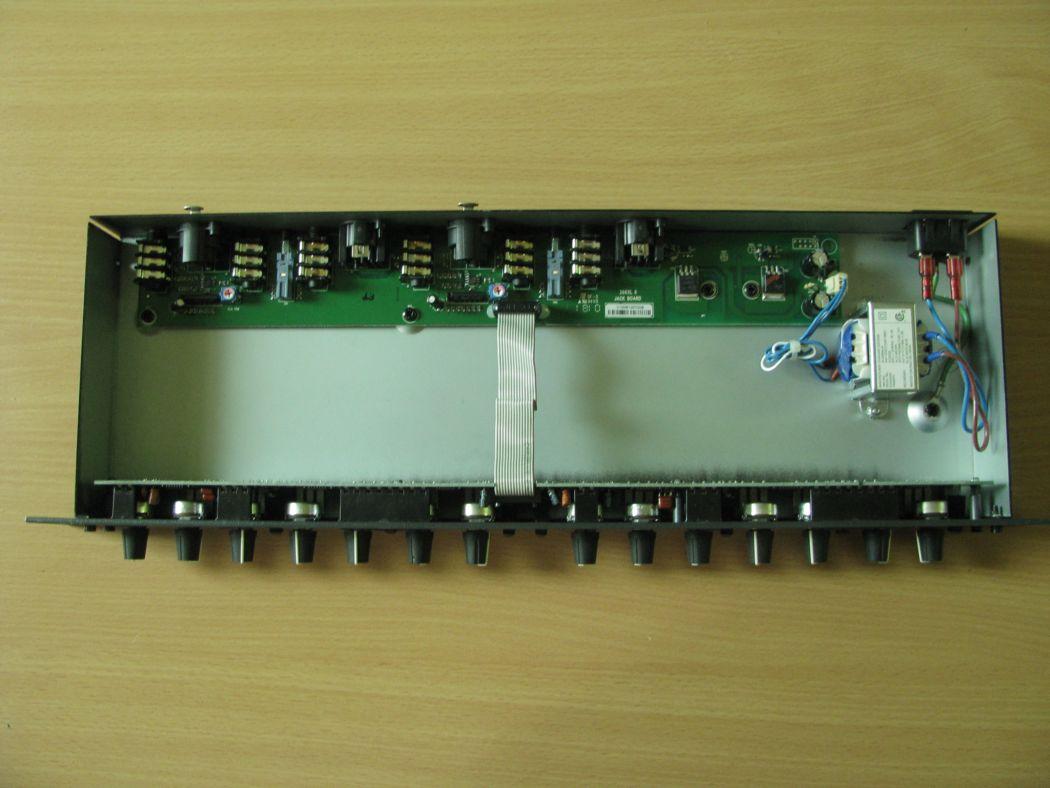 DBX 266 XL compresor/gate_1