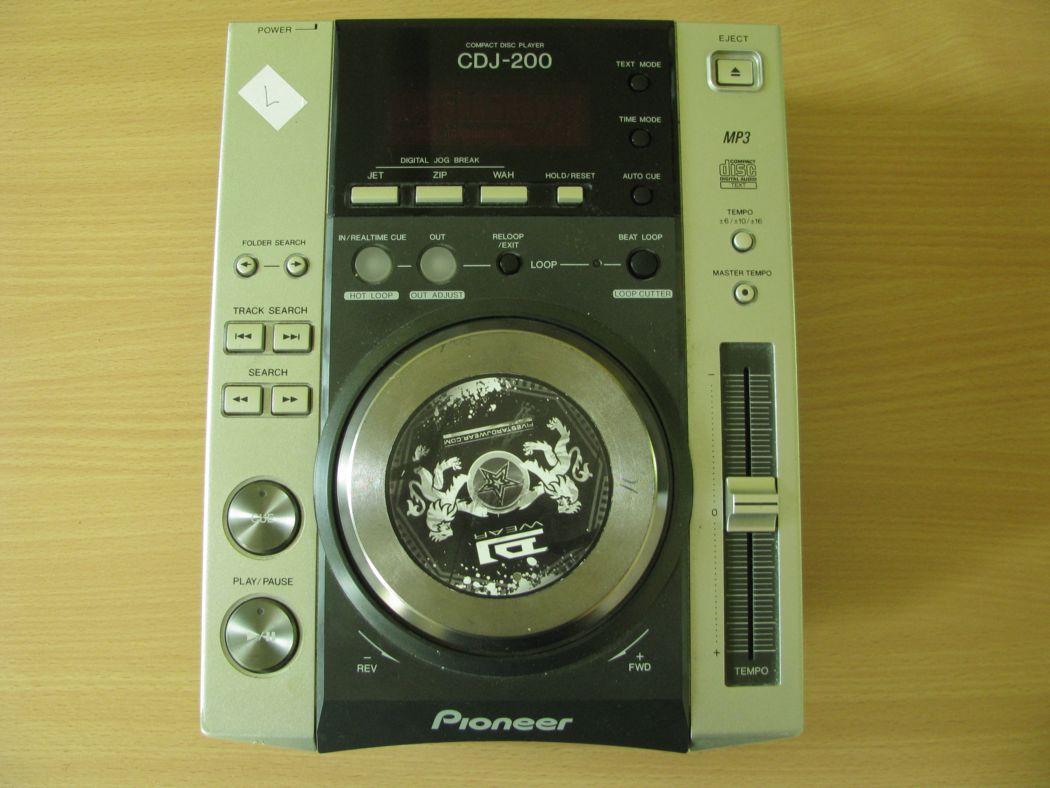 Pioneer CDJ-200_1