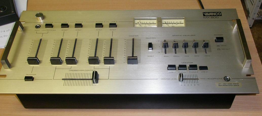 Vivanco MX 800_2