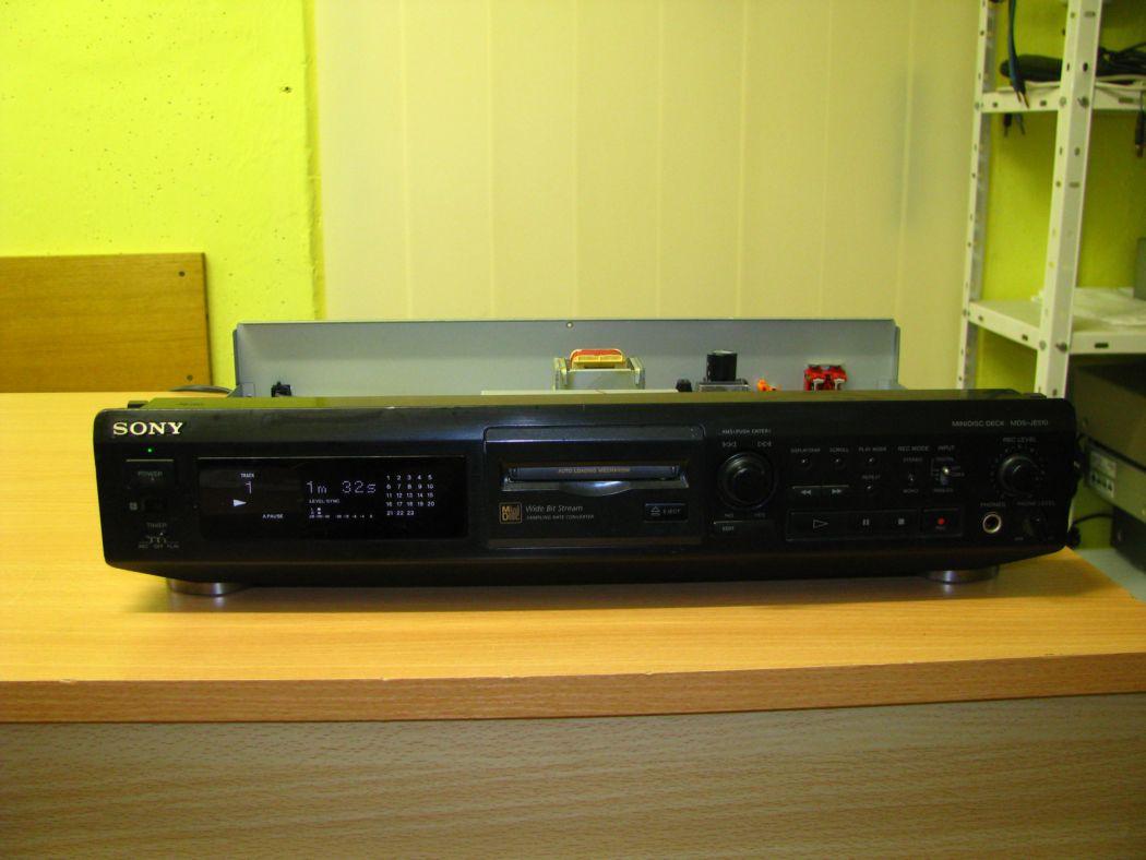 Sony MDS-JE 510_1