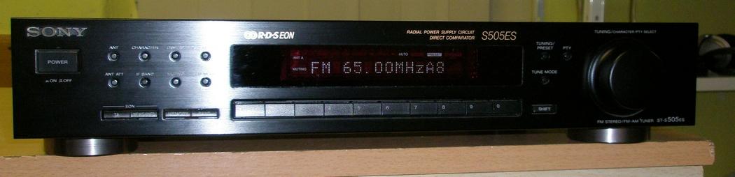 Sony ST-S 505 ES