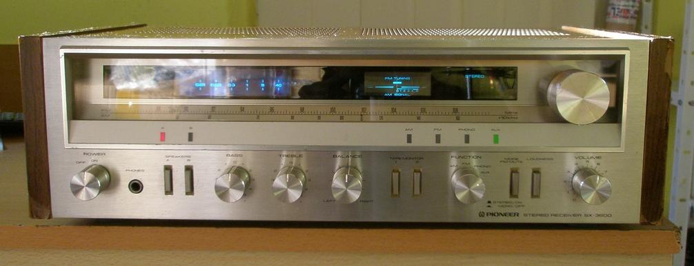 Pioneer SX-3600