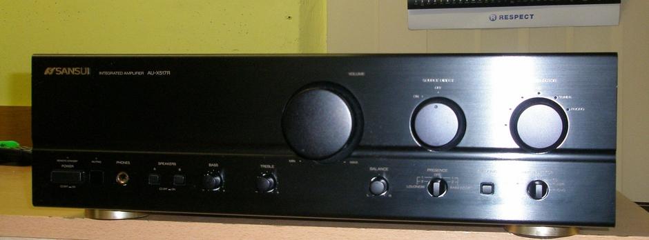 Sansui AU-X517R