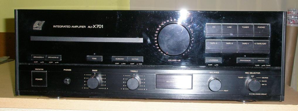 Sansui AU-X 701