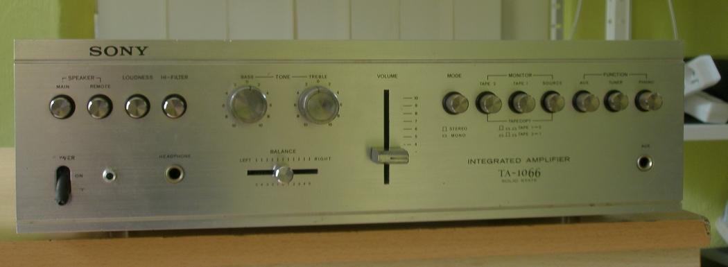 Sony TA-1066