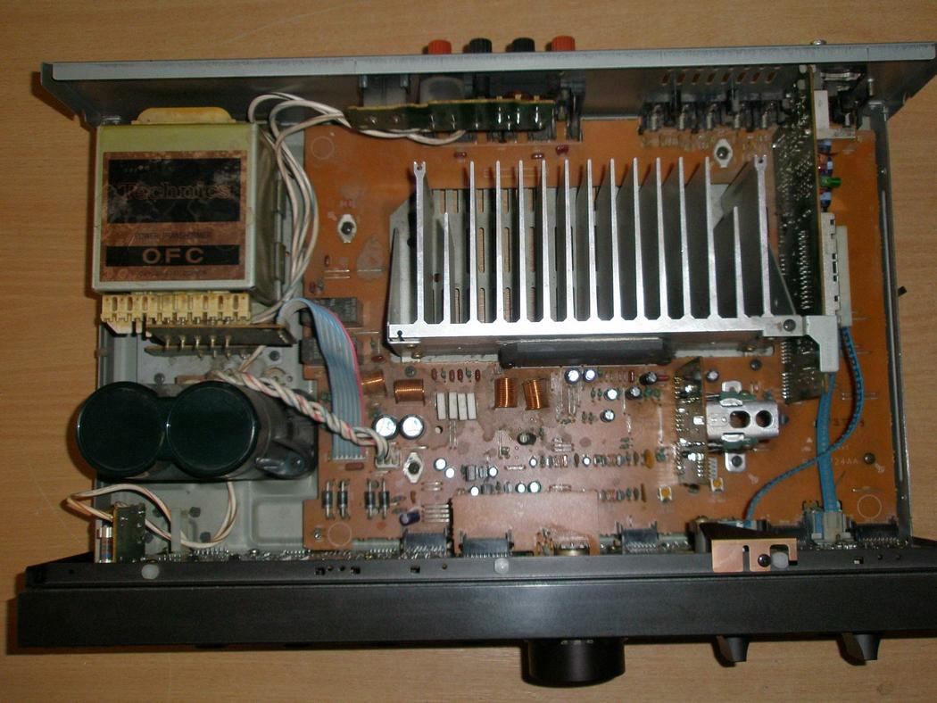Technics SU-VX 500