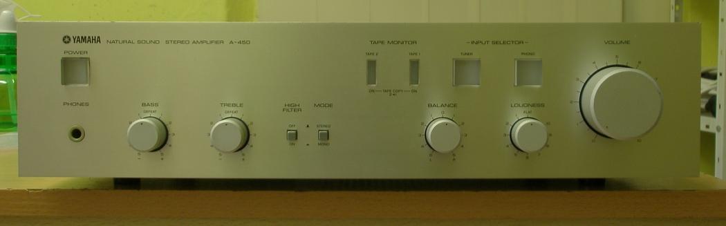 Yamaha A-450