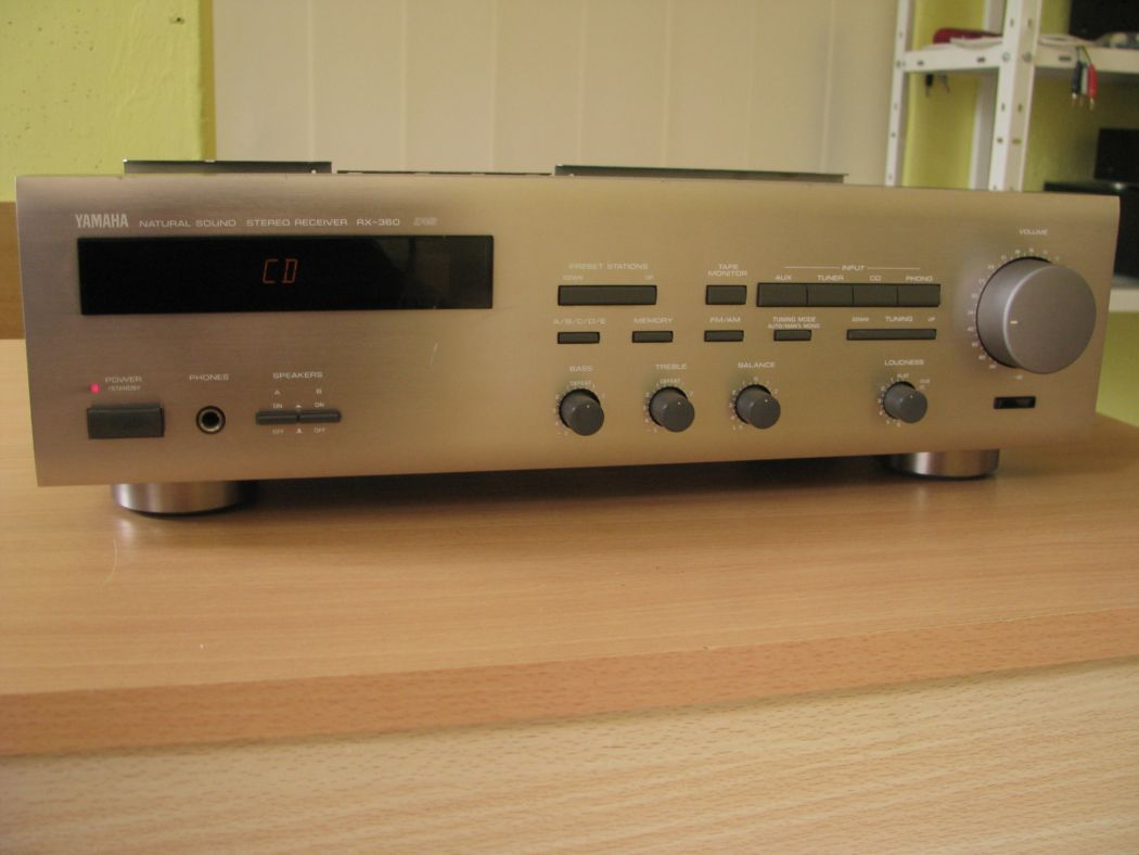 Yamaha RX-360_2
