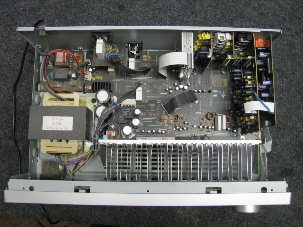 Yamaha RX-V350_1