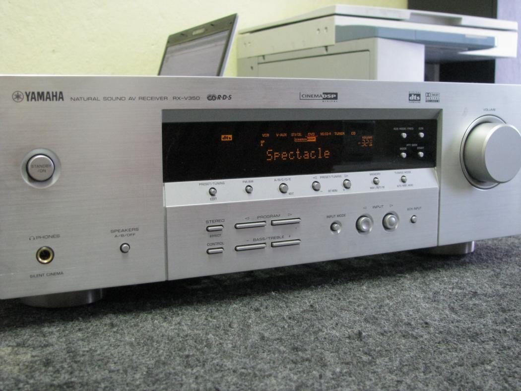 Yamaha RX-V350_3