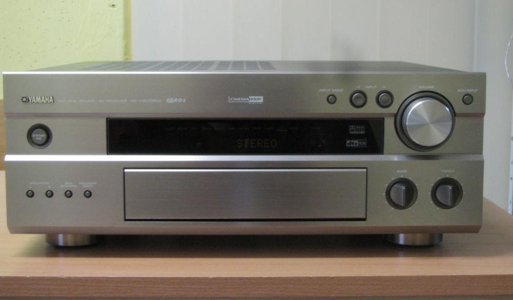 Yamaha RX-V 1200 RDS_2