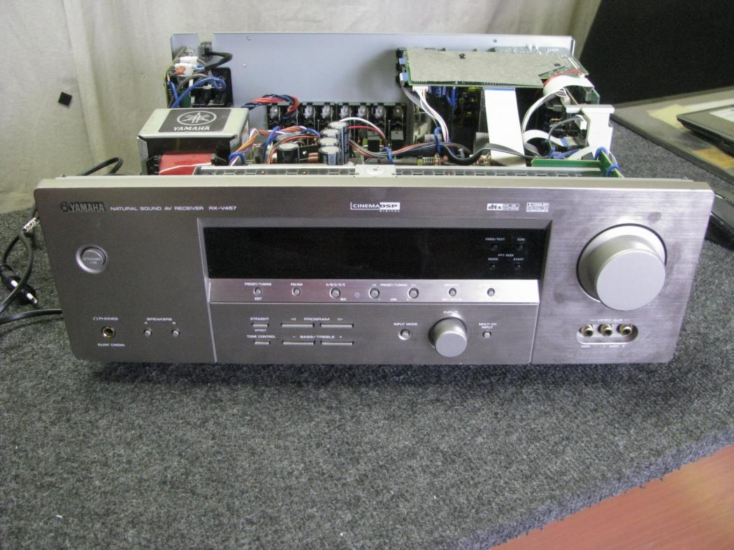 Yamaha RX-V 457_2