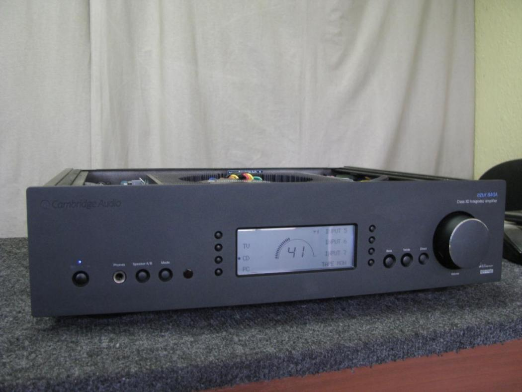 Cambrigde Audio Azur 840A