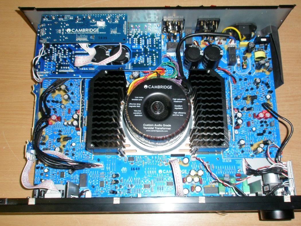 Cambrigde Audio CXA-60