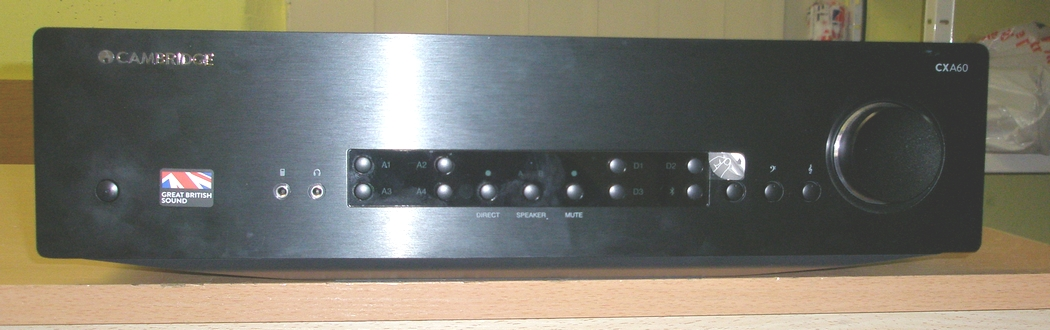Cambrigde Audio CXA-60