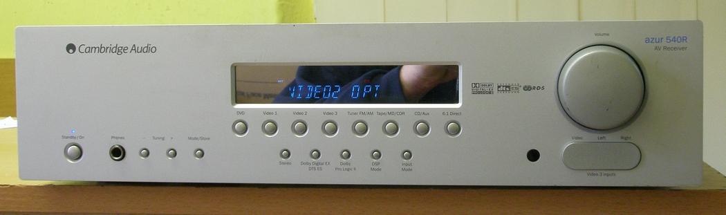 Cambridge Audio Azur 540R