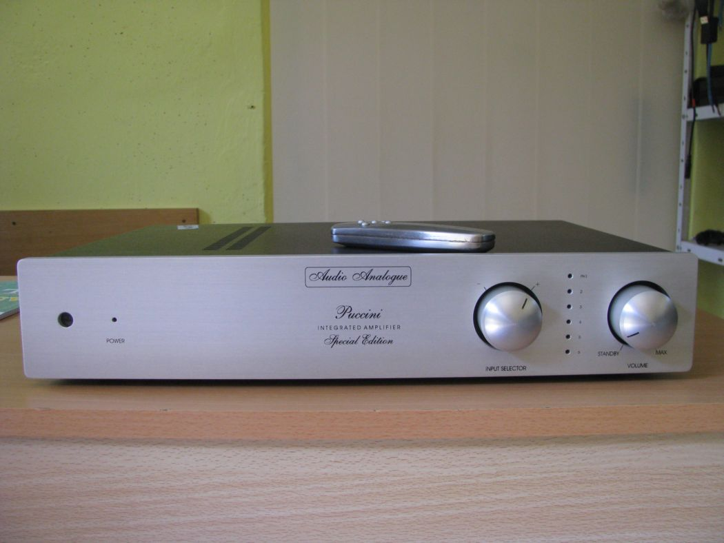 Audio Analogue Puccini Special Edition_2