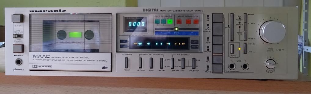 Marantz SD-930