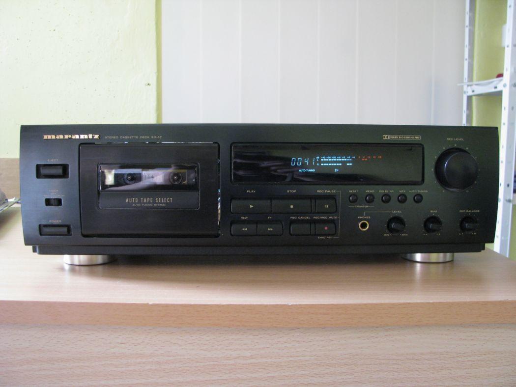 tape decky - Marantz