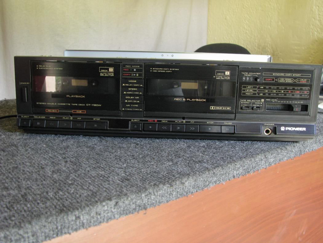 Pioneer CT-1180W_2