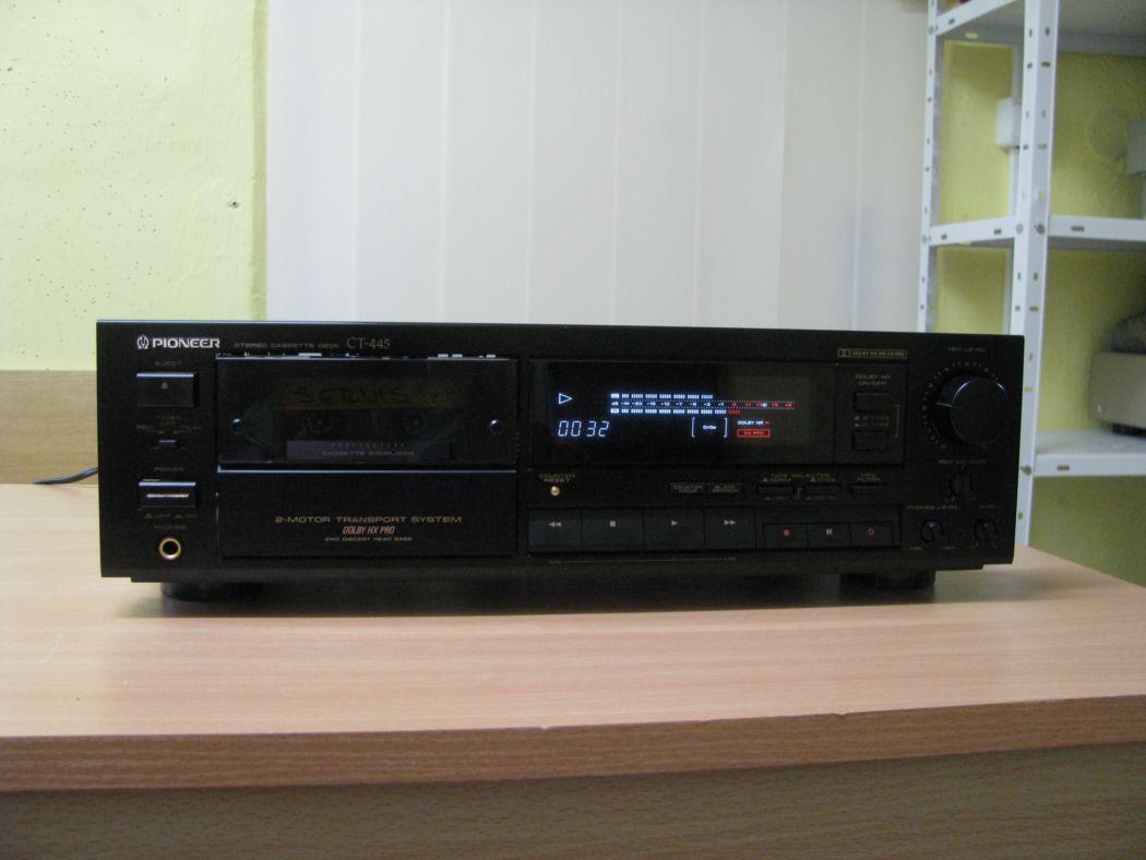 tape decky - Pioneer