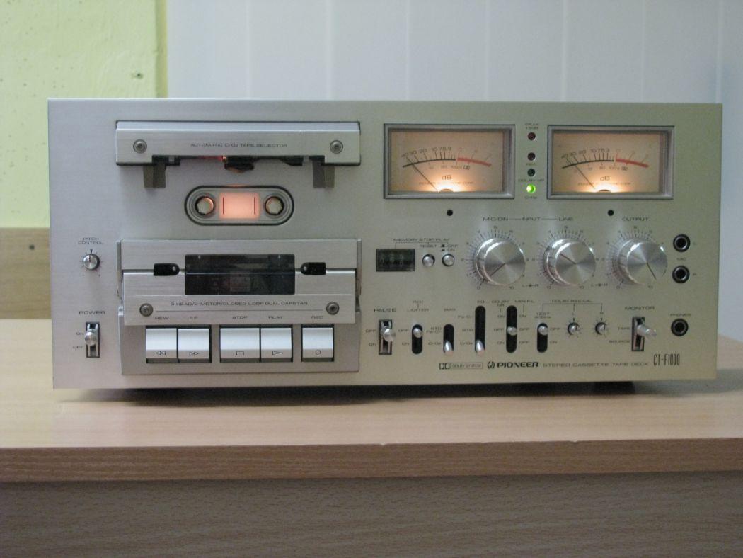 Pioneer CT-F 1000_2