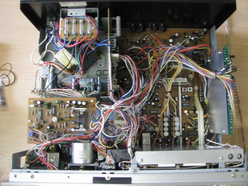 Pioneer CT-F 1250_1
