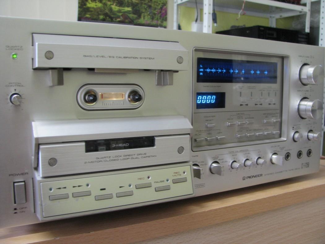 Pioneer CT-F 1250_2