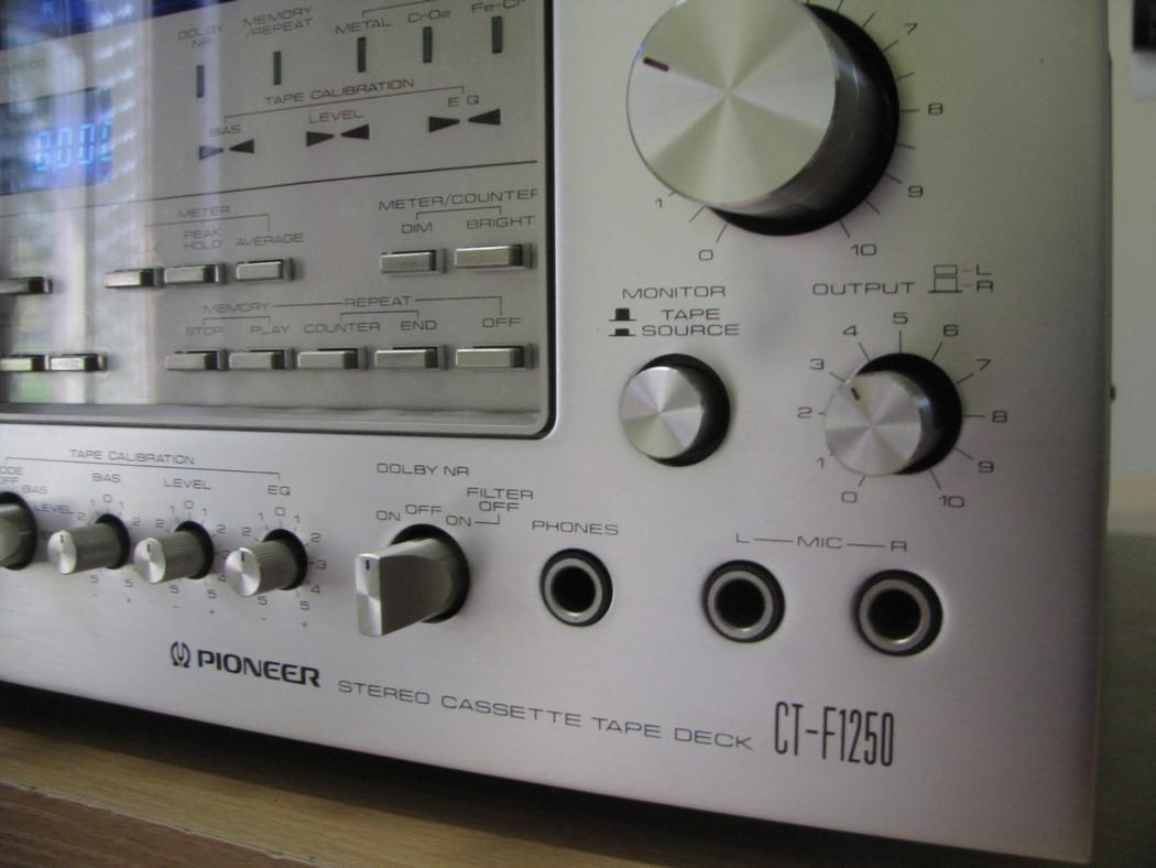 Pioneer CT-F 1250_3