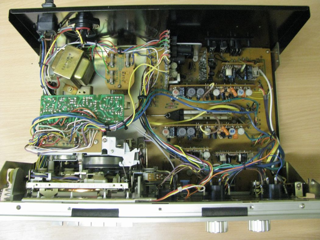 Pioneer CT-F 700_1