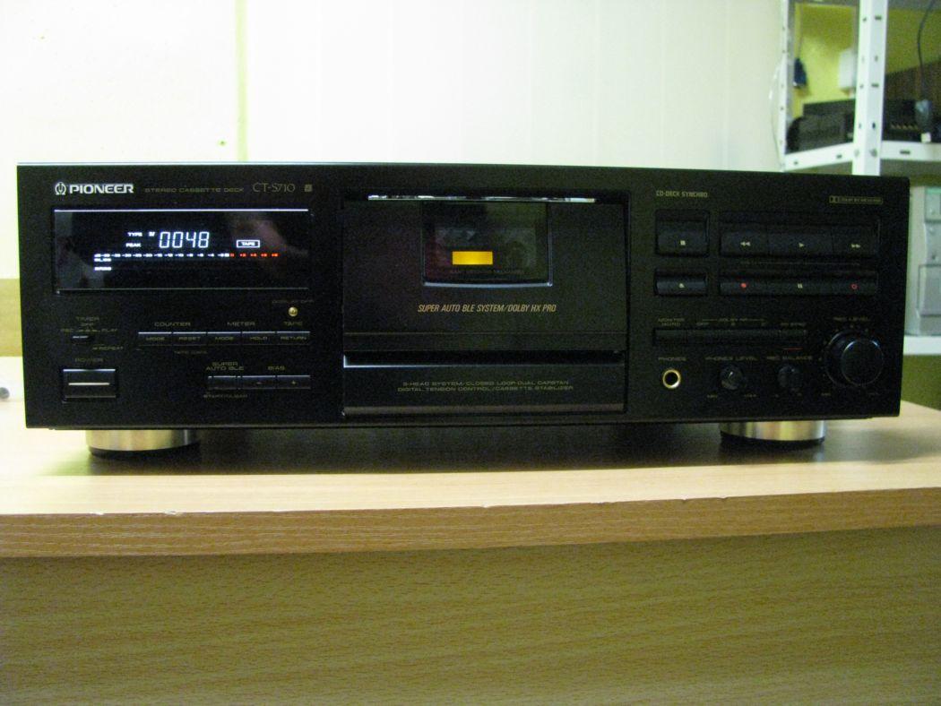 Pioneer CT-S710_2