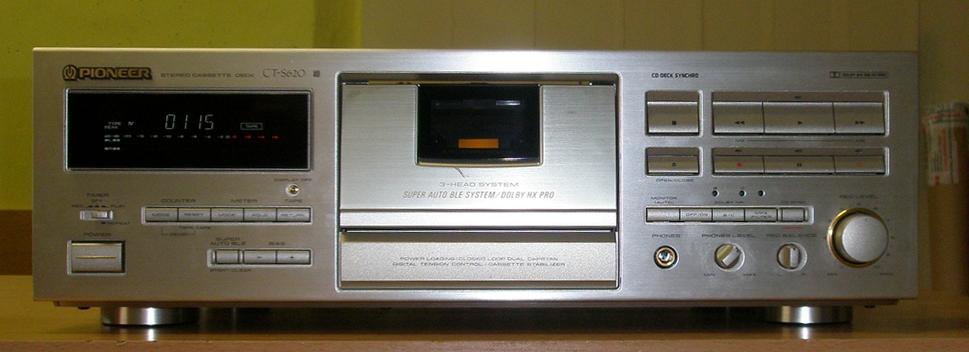 Pioneer CT-S 620_1