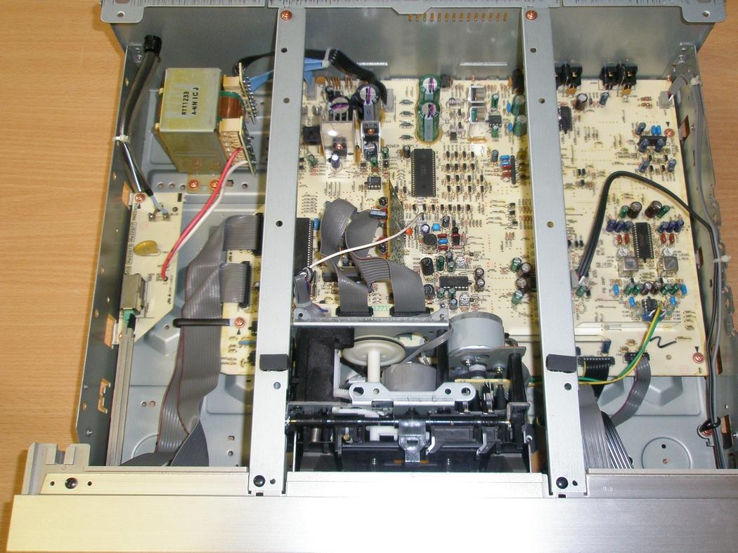 Pioneer CT-S 620_2