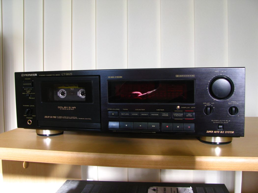 Pioneer CTS-810S_2