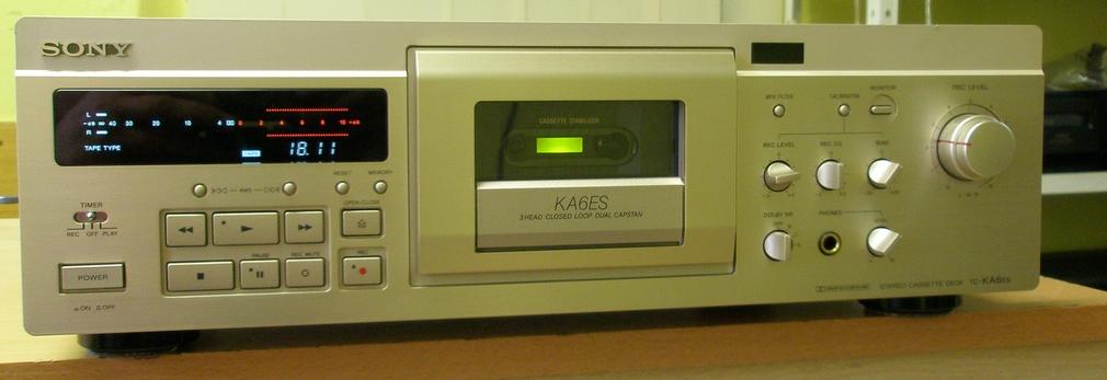 Sony TC-KA6ES