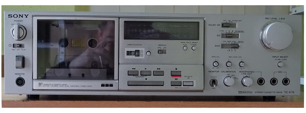 Sony TC-K 75
