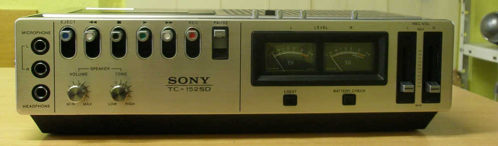 Sony TC-153SD