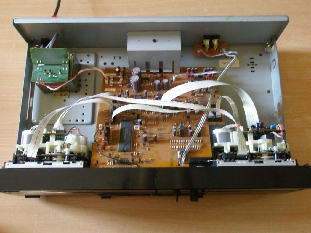 Sony TC-W320
